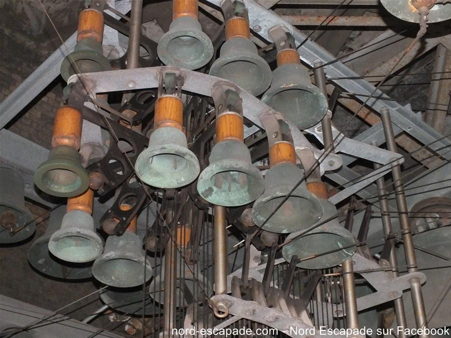 la salle du carillon à Dunkerque