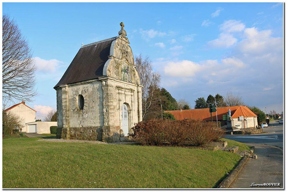 La chapelle Hannedouche de Servins