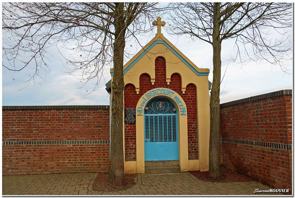 La petite chapelle de Libercourt