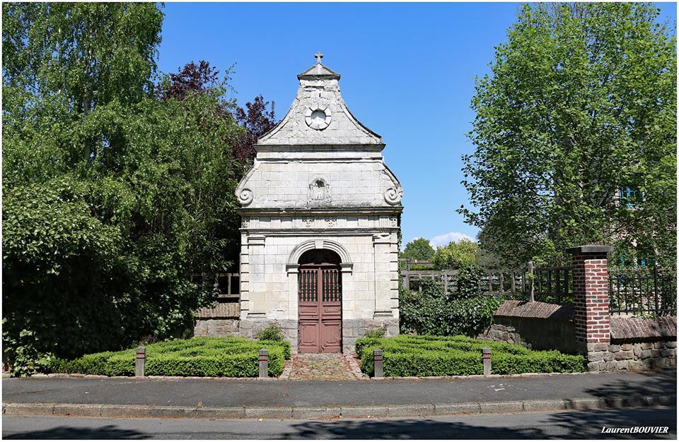 La chapelle Saint-Roch à Mazingarbe