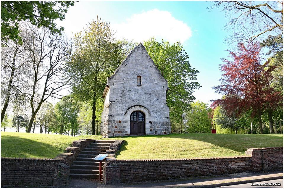 La petite chapelle de Sains-en-Gohelle