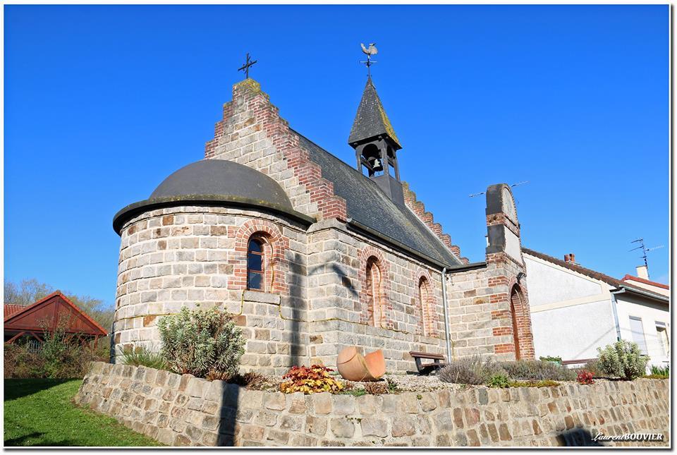 La chapelle de Noulette, aujourd'hui galerie d'art