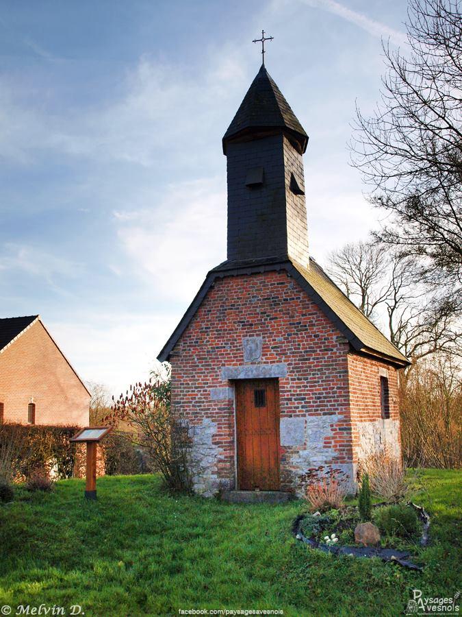 La chapelle au Favril