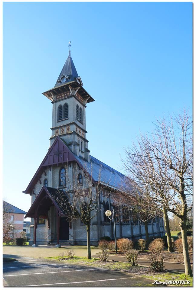 L'église des mines de Vendin-le-Vieil