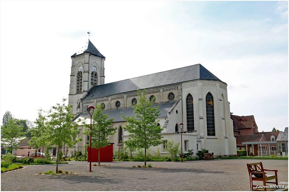 Eglise de Givenchy-en-Gohelle