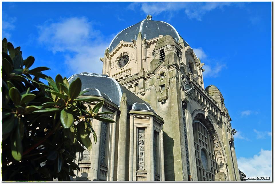 L'église d'Hénin Beaumont