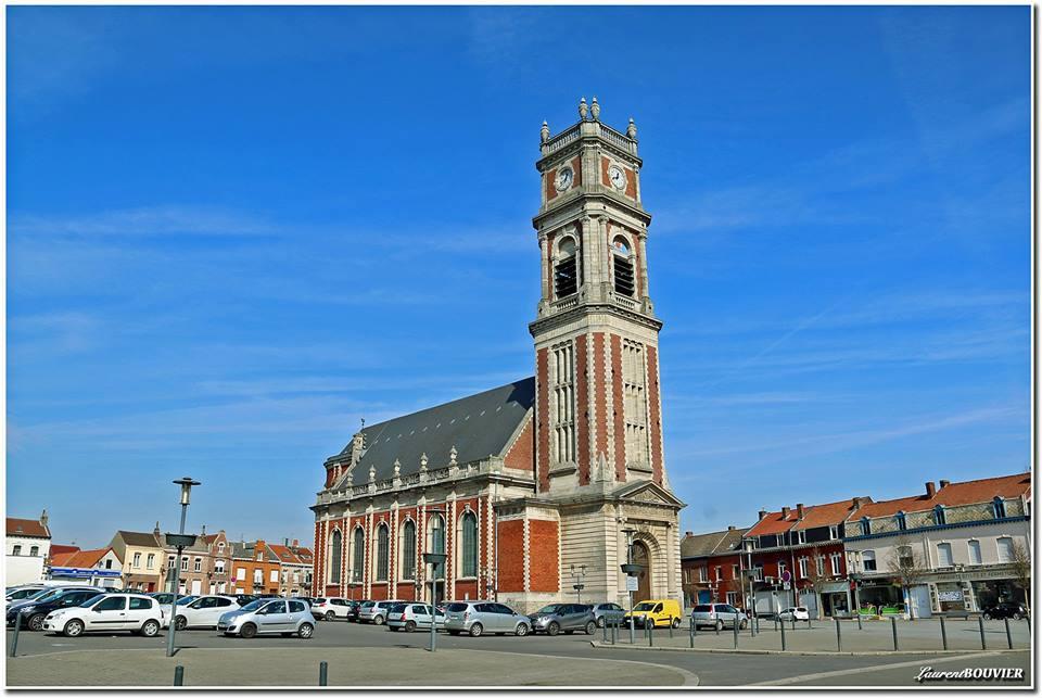 Eglise de Harnes