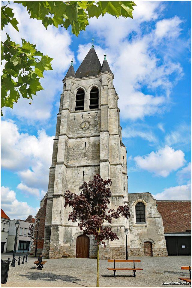 Eglise de Courrières