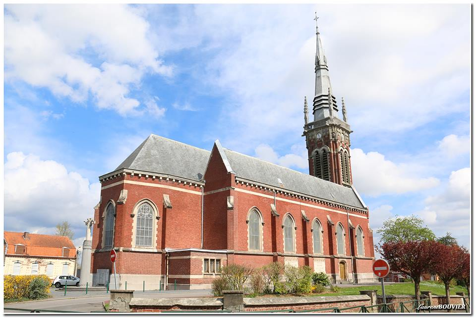 Eglise Saint-Martin de Liévin