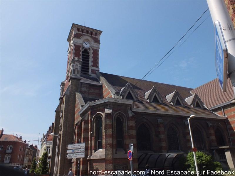 Notre-Dame du Sacré Coeur à Dunkerque