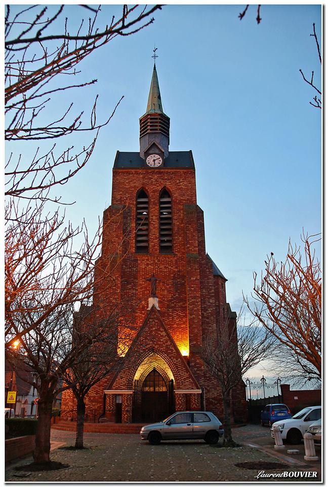 Eglise Saint-Martin de Noyelles Godault