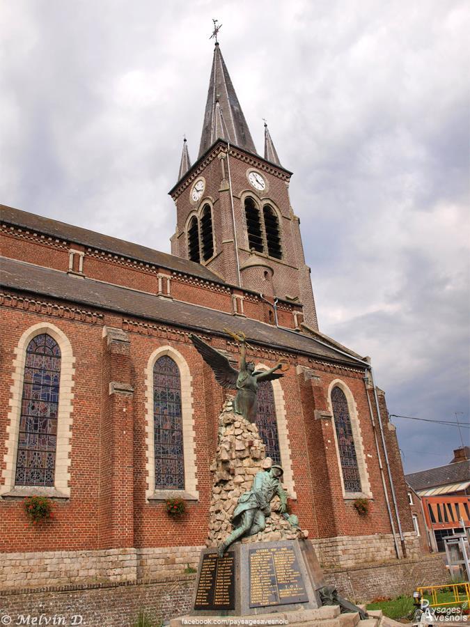 Eglise de Poix du Nord