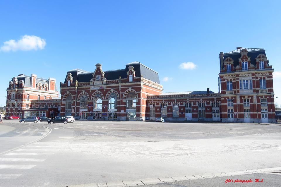 La gare de Cambrai