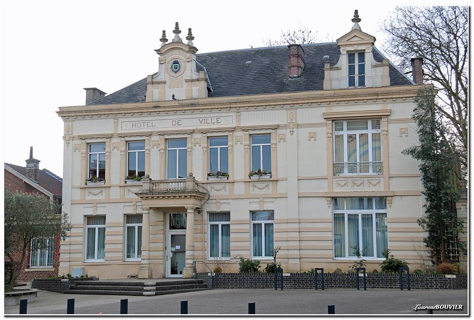 Hôtel de ville de Billy Montigny