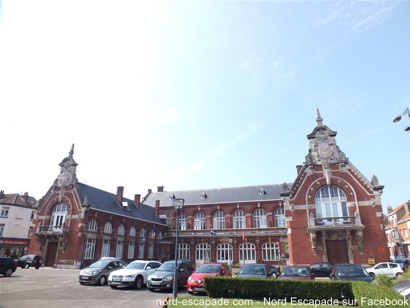 La Mairie de Malo-les-Bains