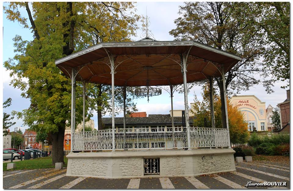 Kiosque de Billy-Montigny
