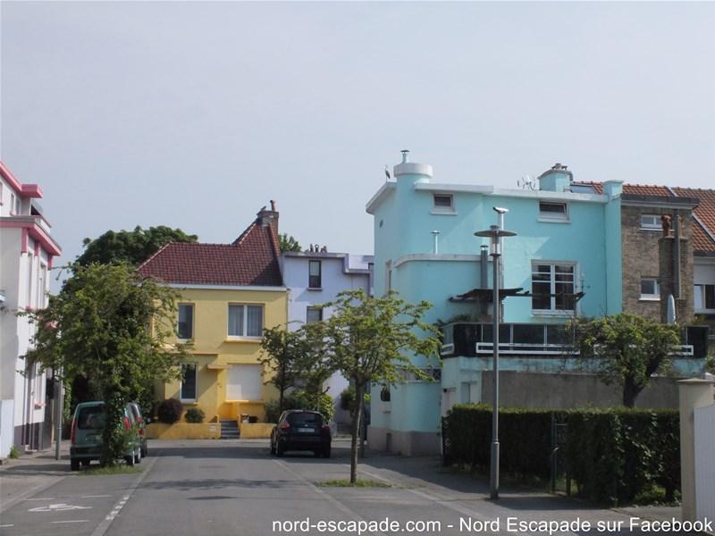Le quartier excentrique de Rosendael