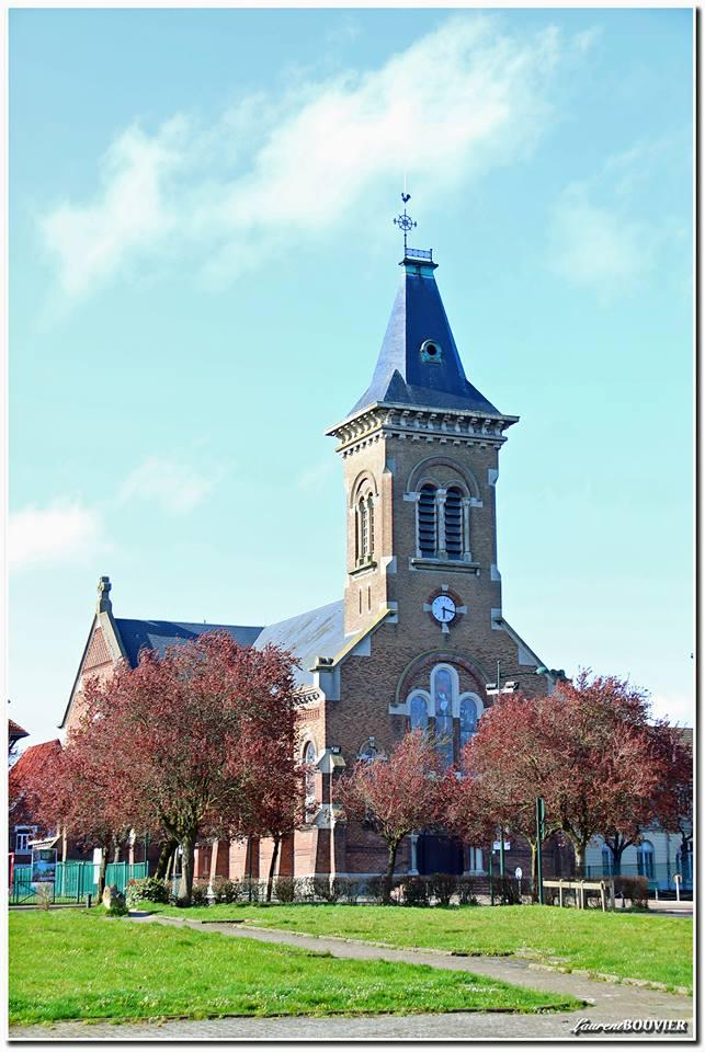 L'église Saint-Aimé de Liévin