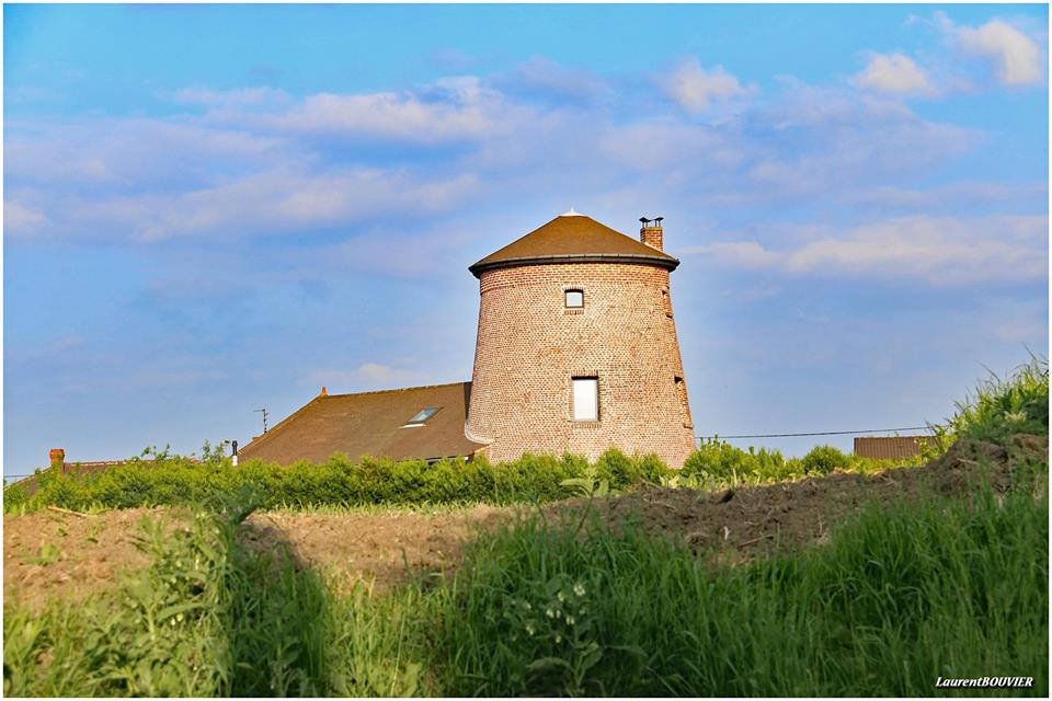 L'ancien moulin à huile de Dourges
