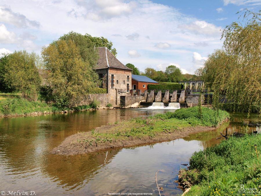 Le Moulin de St Hilaire-sur-Helpe