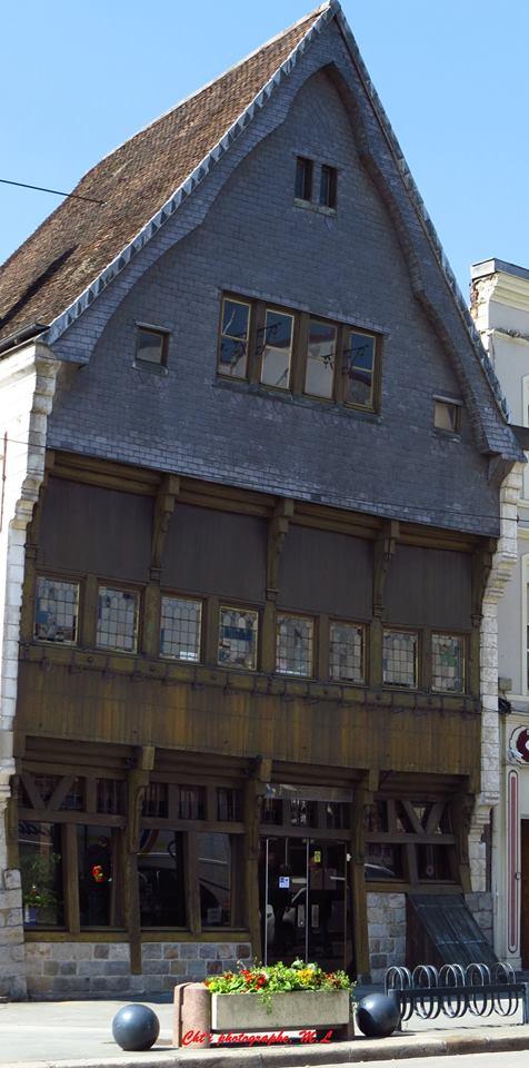 La maison espagnole à Cambrai