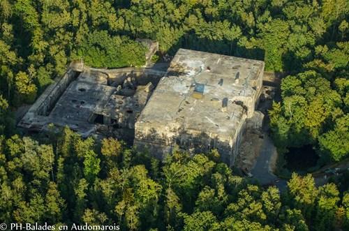 Le Bunker de la forêt d'Eperlecques