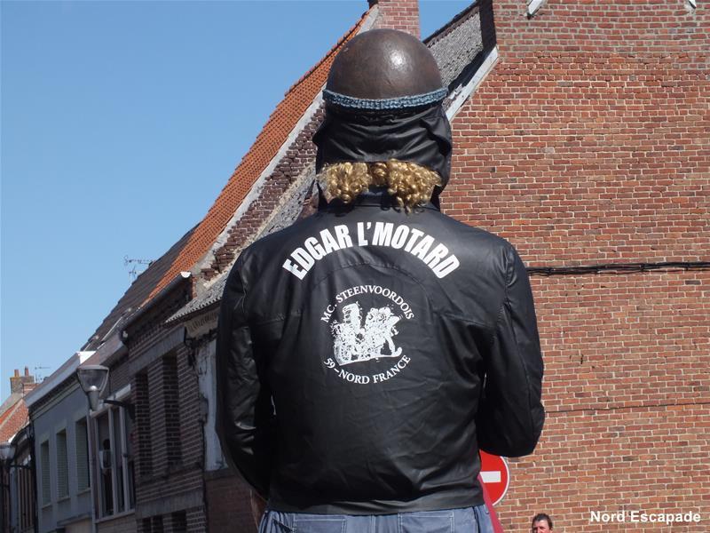 Le géant du club de moto de Steenvoorde