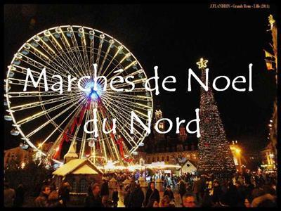 Marchés animations de Noel du Nord