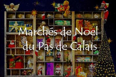Marchés animations de Noel du Pas de Calais