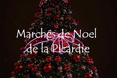 Marchés animations de Noel du Picardie