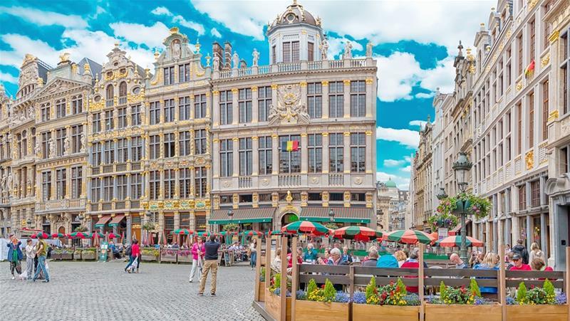 Visites d couvertes tourisme bruxelles histoire - Office de tourisme bruxelles grand place ...