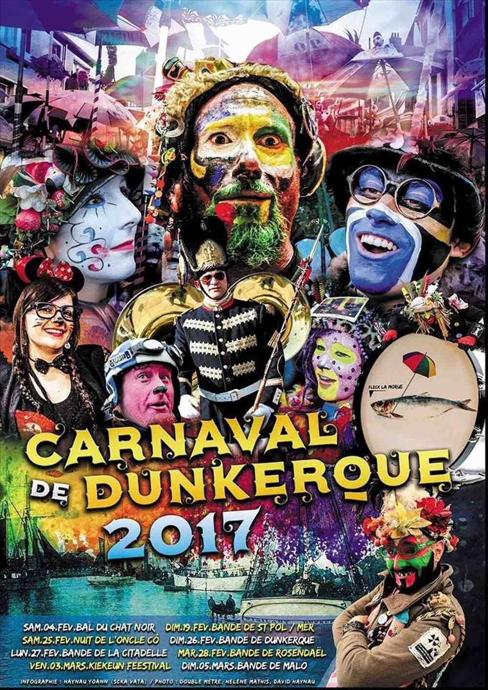 Conseil pratique  portable, bouteille, effets personnels au carnaval de  Dunkerque