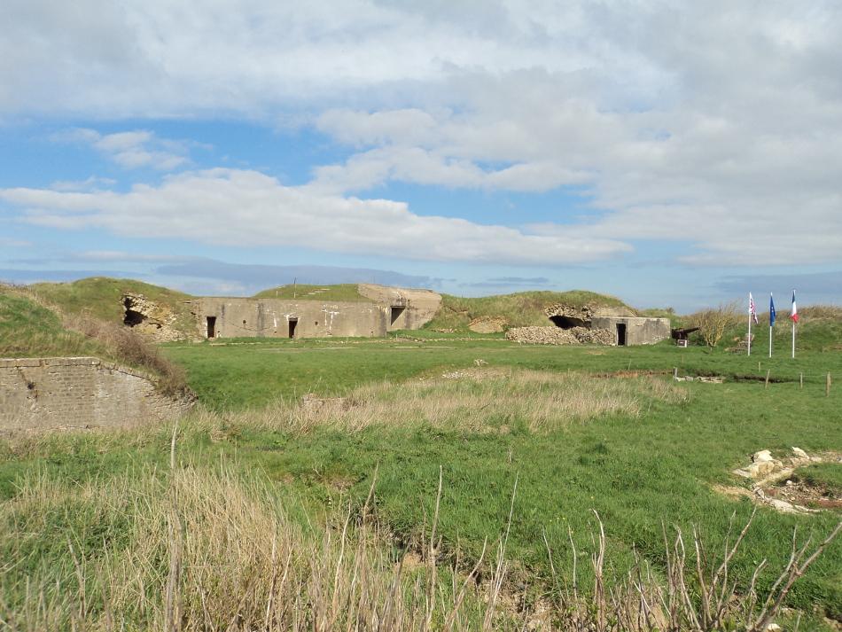 Le fort de la crèche, patrimoine mémoire de la guerre Nord-Pas-de-Calais-Picardie
