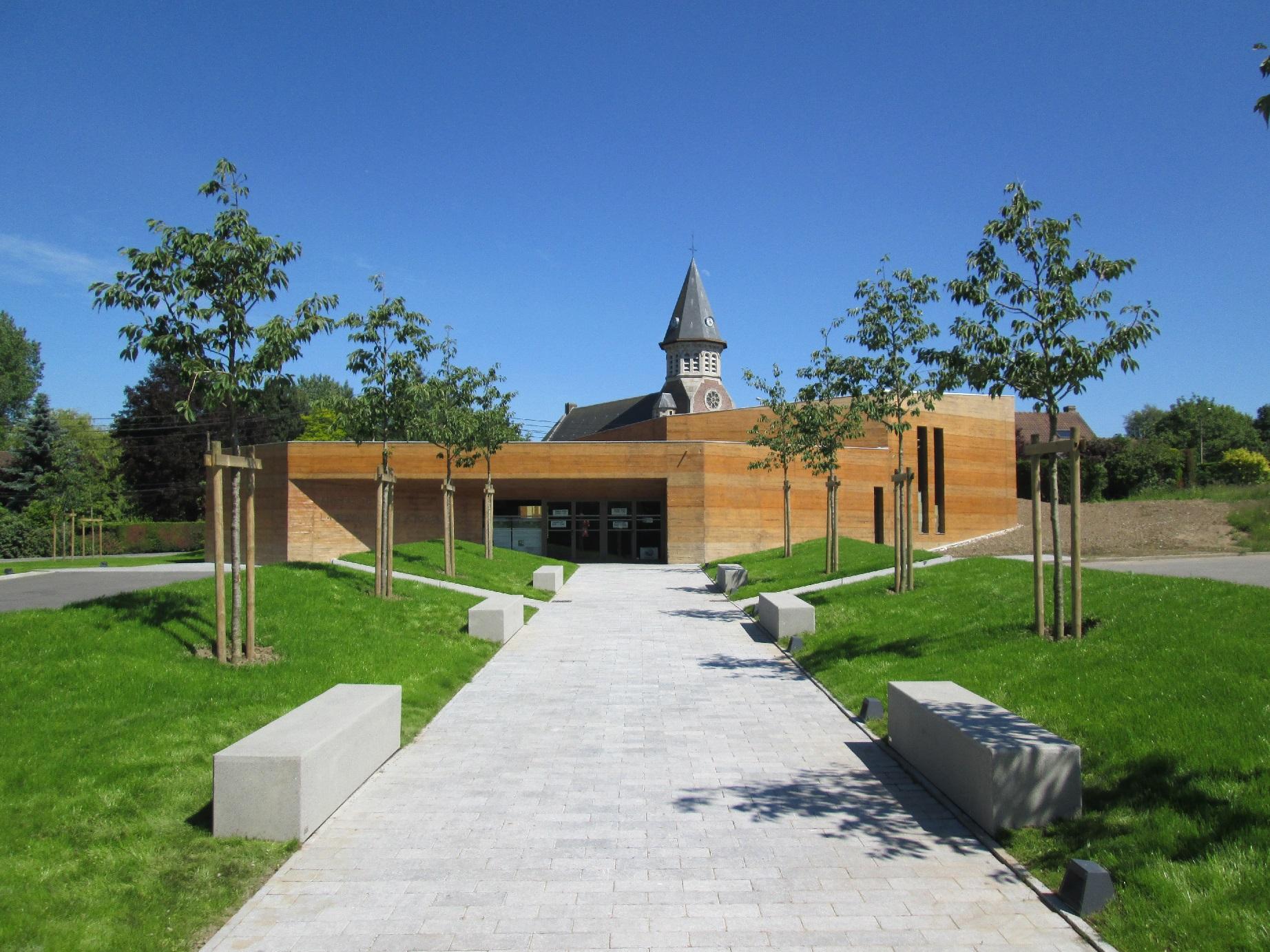 Le musée de la batailles de Fromelles