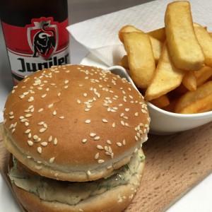 Burger maison phare café à Saint-Omer